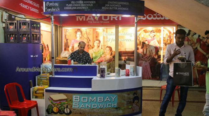 Bombay Sandwich by Mr. Sridhar - Saibeen Complex, Lalbagh, Mangalore