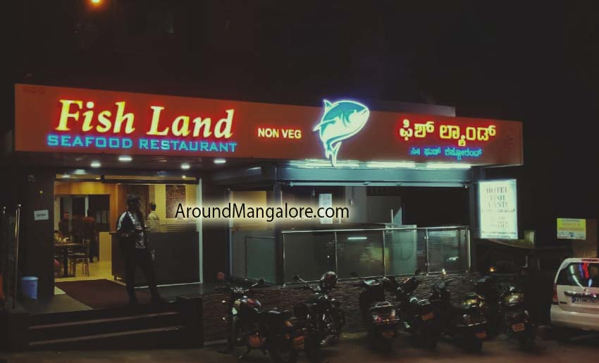 Fish Land Seafood Restaurant – Kadri