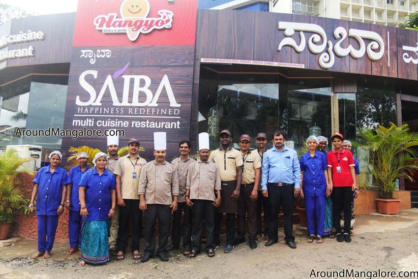 Saiba Restaurant – Near Saibaba Hospital, Manipal