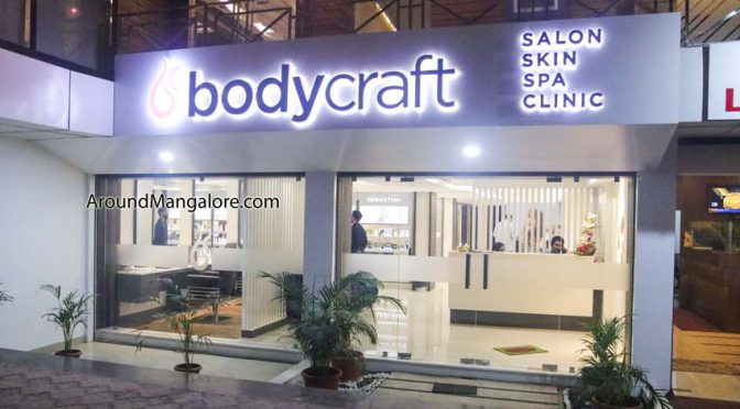 Bodycraft Spa and Salon - Pumpwell, Mangalore