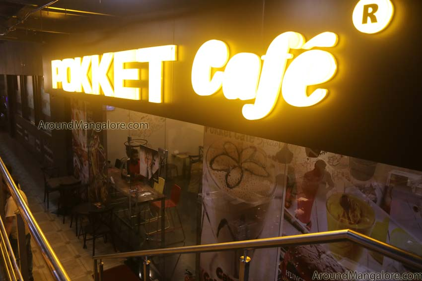 Pokket Cafe – City Centre Mall