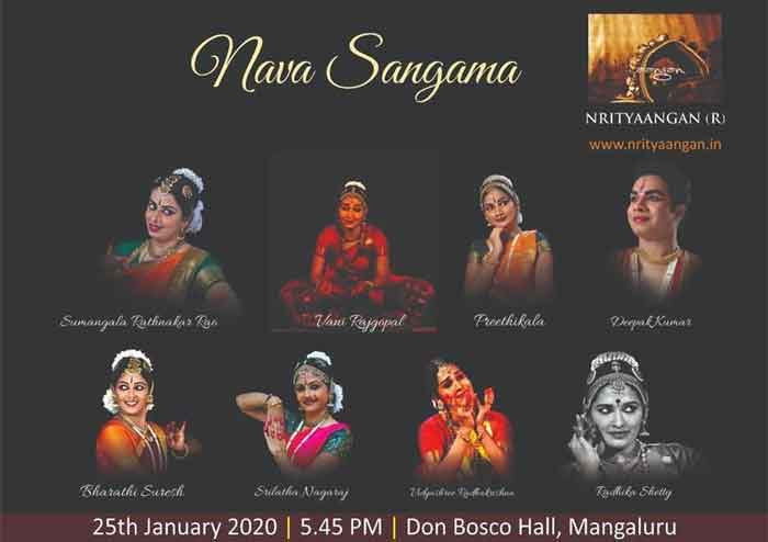 Nava Sangama - 25 Jan 2020 - Don Bosco Hall, Mangalore