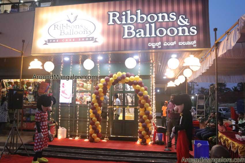 Ribbons & Balloons – Cake Shop – Kinnigoli
