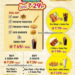 Food Menu Maya Chats Cafe Balmatta Road Mangalore P2 300x300 - Maya Chats Cafe - Balmatta Road