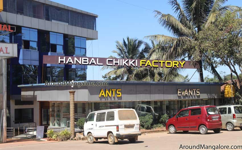 Hanbal Chikki Factory – Sakleshpur, Hassan