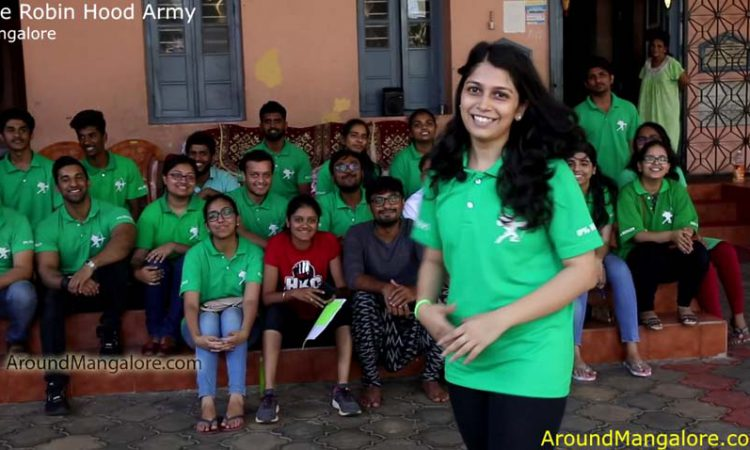 The Robin Hood Army - Mangalore