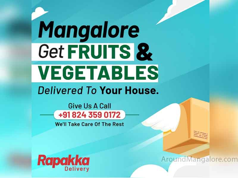 Rapakka Delivery - Fruits & Vegetables Delivery in Mangalore