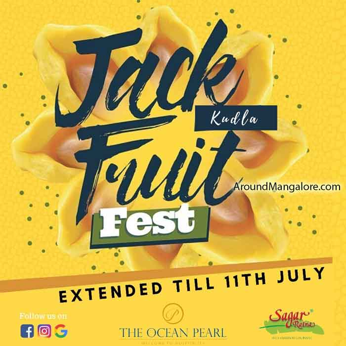 Jackfruit Fest - Jul 2020 - Sagar Ratna, The Ocean Pearl, Mangalore