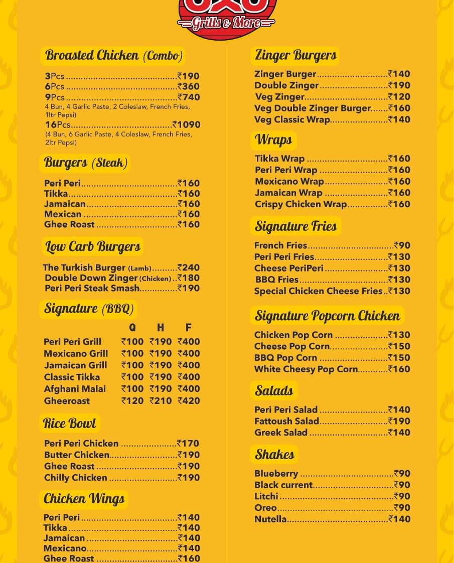 IMG 20200619 103310 996 - DXB Grills & More - Kallapu, Thokkottu, Mangalore