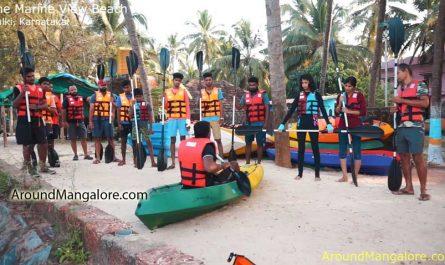 The Marine View Beach Kayaking (@marine_view_beach_kayak / Kayakboyz) - Mulki, Karnataka