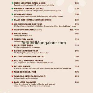 TCW Food menu 4 300x300 - The Curry Wok - KS Rao Road, Hampankatta, Mangalore
