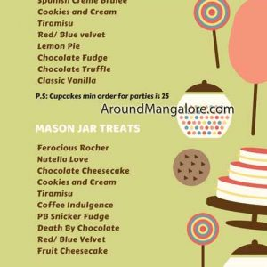 Cake Menu Dolce Desserts Manipal Udupi By Anusha Shetty P1 300x300 - Dolce Desserts - Manipal, Udupi - By Anusha Shetty