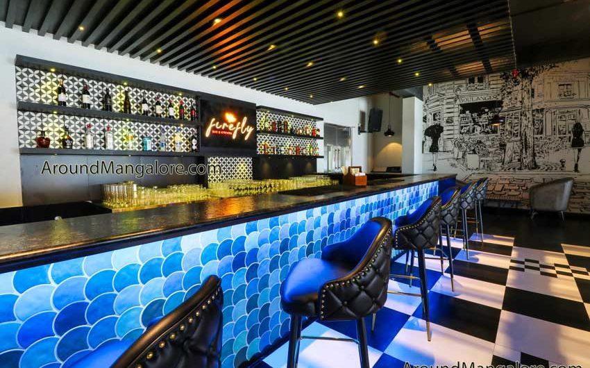 Firefly Bar & Kitchen – Lounge – Manipal Inn – Udupi