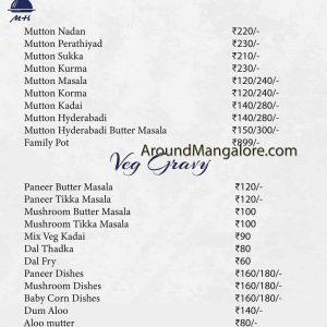Food Menu - Mandi House - Mandi and Madhbi Restaurant