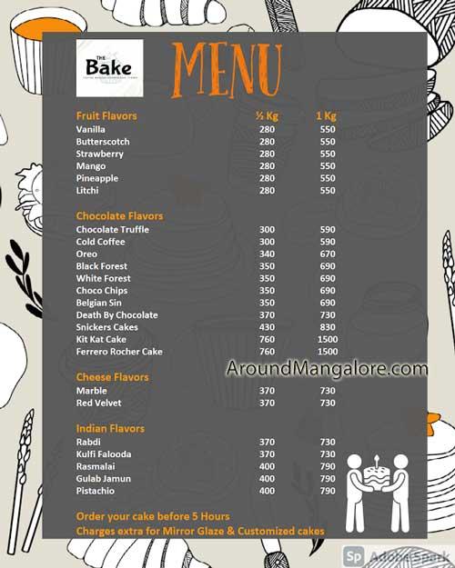 The Bake - Home Baker - Surathkal, Mangalore