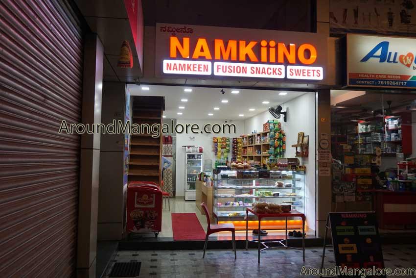 Namkiino - Cafe and Chaat Shop - PVS Kalakunj Road, Mangalore
