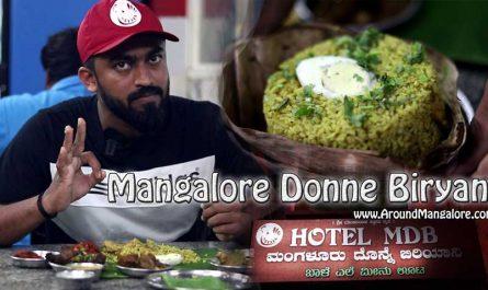 MDB - Hotel Mangalore Donne Biryani Restaurant, Opp KSRTC Bus Stand, Bejai, Mangalore